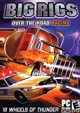 Juegos de Camiones Big Rigs Over the Road Racing