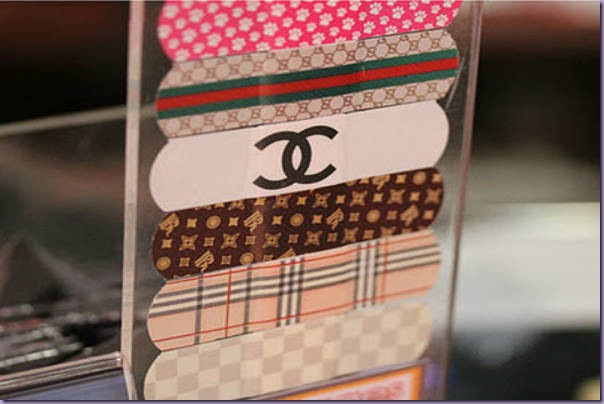 Brandages luxury bandaids IIHIH