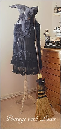 Black Witch Outfit