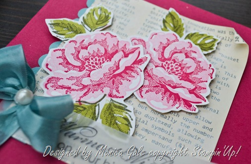 Stippled Blossoms, Stampin'Up!_