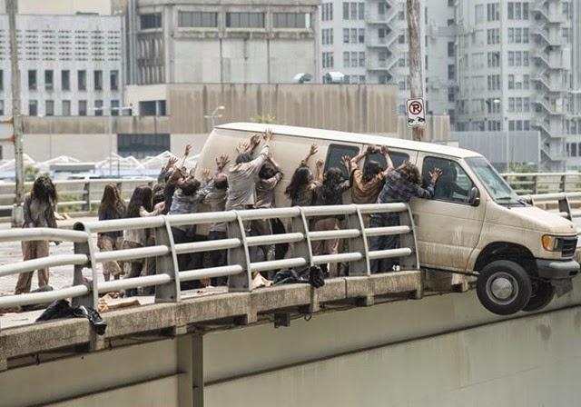 The Walking Dead (Crítica 5x06) De regreso a la vida urbana-1