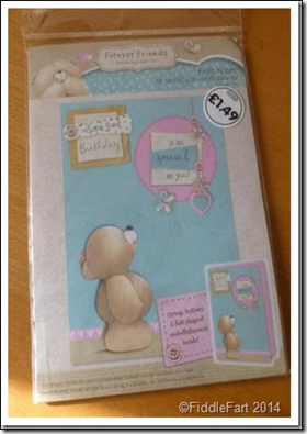 Forever Friends Card Kit