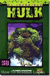 P00038 - Coleccionable Hulk #38 (de 50)