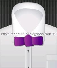 අලුත් විදියකට ටයි එක දාමු. (ක්රම අටක් ගැන පාඩම් මාලාවේ අවසාන ක්රමය) - How to wear a tie (Part 08) - Bow Tie method with Pictures