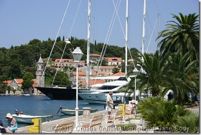 Croatia Cruising Companion Cavtat cr