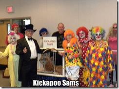 kick sams