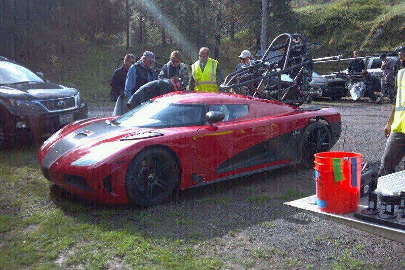 Are These Supercars From Need For Speed Movie Just Replicas