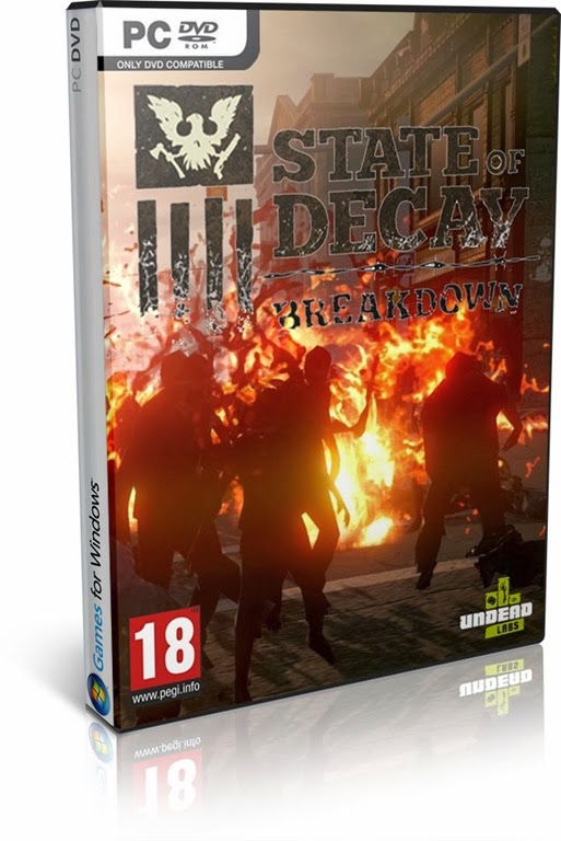 State of Decay Breakdown-SKIDROW | 2013 | Multi | PC-Full