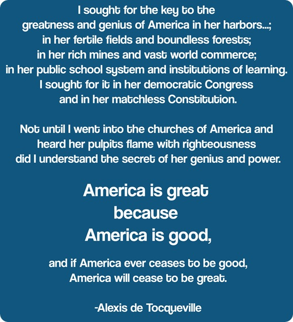 america good