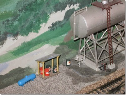 044 Dad's Layout on October 1, 2005