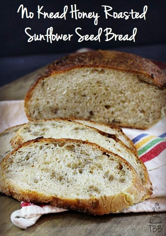 No-Knead-Honey-Roasted-Sunflower-Seed-Bread