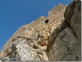 Paramentos del castillo de Monjardín