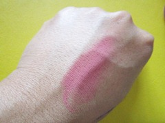 bobbi brown pale pink pot rouge swatch, bitsandtreats
