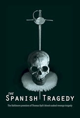 Spanish Tragedy poster