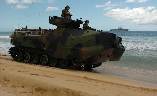to 3rd Amphibious Assault