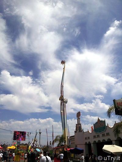 Crazy Ride at OC Fair