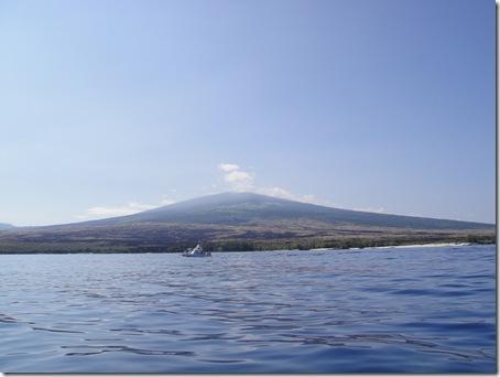 ハワイ島フアラライ