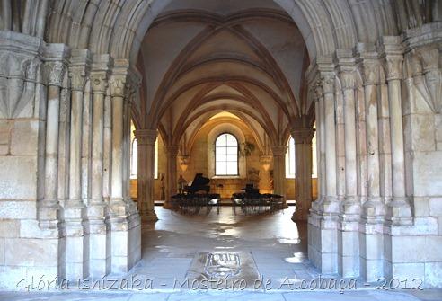 Glória Ishizaka - Mosteiro de Alcobaça - 2012 - 24