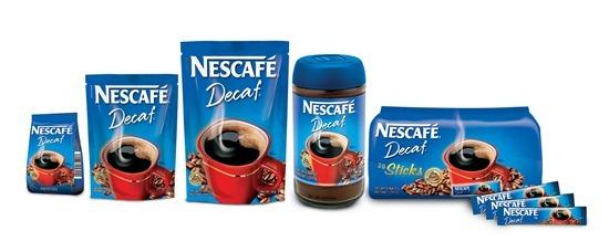 NESCAFE Decaf Blue Pack