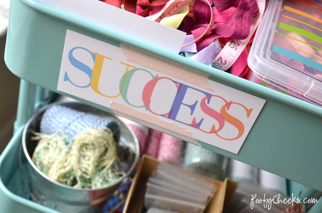 Success Printable - Word for 2013