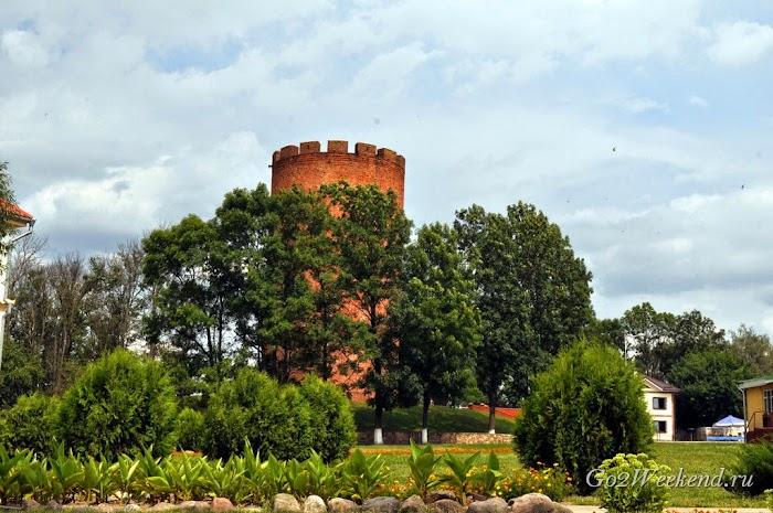 Каменецкая башня – Белая вежа
