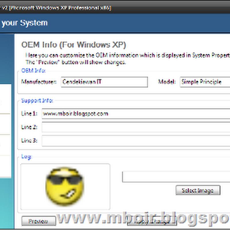 OEM Configurator Versi 2.0