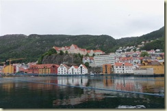 Bergen Norway from Ship (Small)