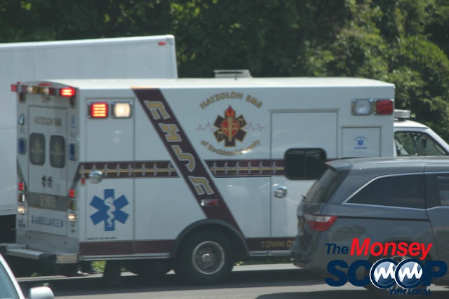 Minor MVA On Route 306 & Kearsing Pkwy (Moshe Lichtenstein) - IMG_5639.jpg