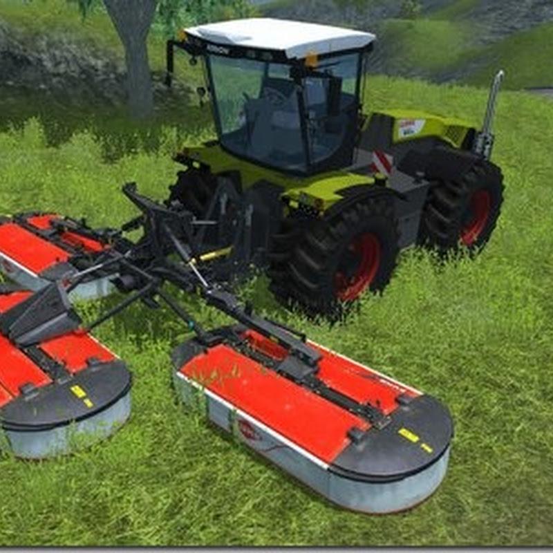 Farming simulator 2013 - Kuhn PZ960 special v1.0 (Tagliaerba)