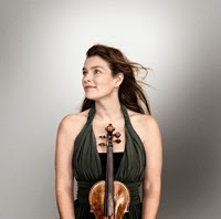Janine Jansen photo by Harald Hoffmann-Decca