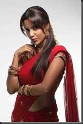 priya anand in saree still