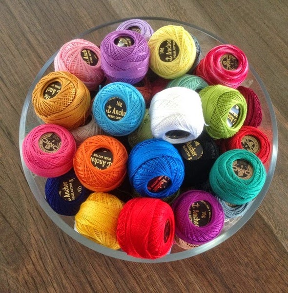 Bowl of Perle 8 Cotton