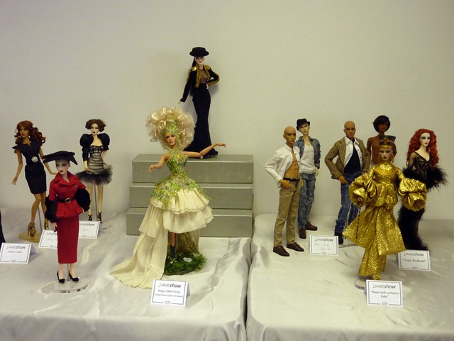 Madrid Fashion Doll Show - Jamie Show BJD 7