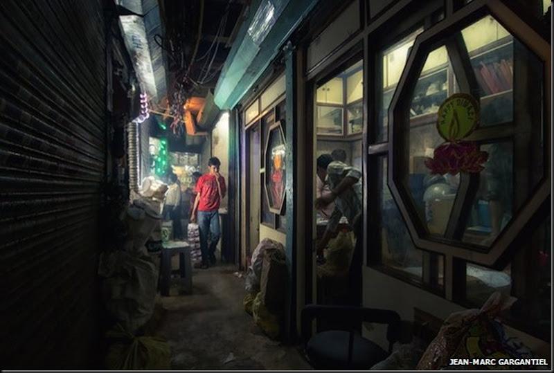 Dark Corridor by Jean-Marc Gargantiel