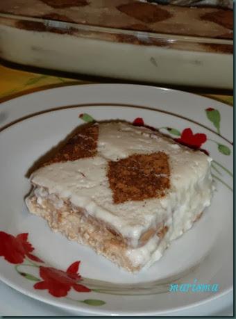 tarta de galletas y cuajada a la canela,racion1 copia