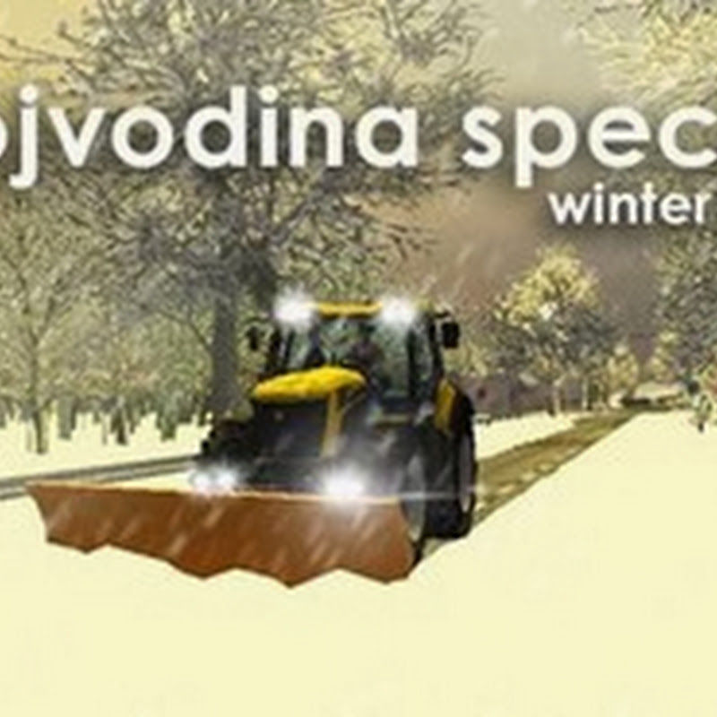 Farming simulator 2013 - Vojvodina SPECIJAL v 2.1