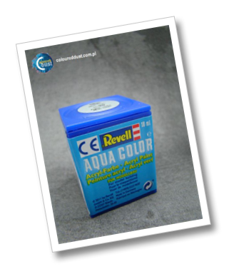 Revell Aqua Color English Version Coloured Dust