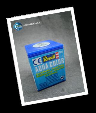 Revell Aqua Color English Version Coloured Dust