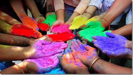 festivalul culorilor