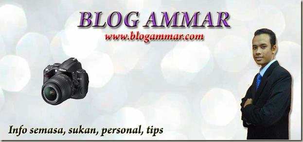 Segmen Traffik Percuma Dari Blog Ammar