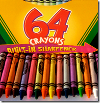 [Crayons]