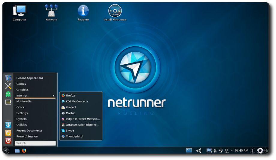 Netrunner Rolling