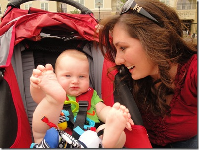 12.  Mommy and Knox