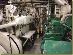 Engine Room Electricity