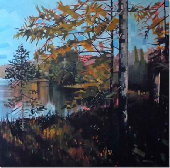 tamarack bog view-Reid-Thorpe-ENKAUSTIKOS