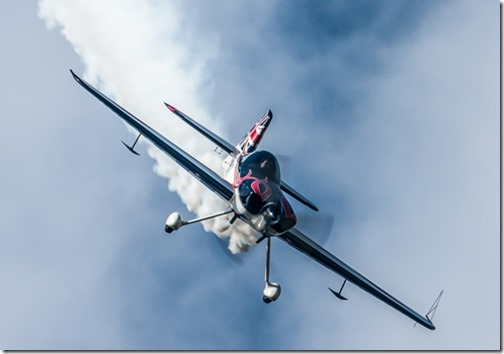 XTREMEAIR SBACH 300 AT DUNSFOLD AIRSHOW by Graham Salt 3rd  place Div 2