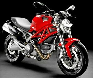 Ducati Monster 795 2012