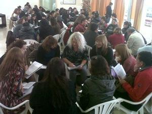 Se realizó el 1º seminario de la carrera en Administración Pública