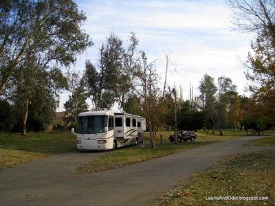 Site 16, Yucaipa Regional Park