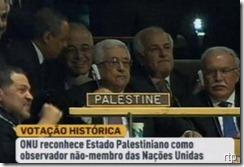 Palestina na ONU. Nov.2012